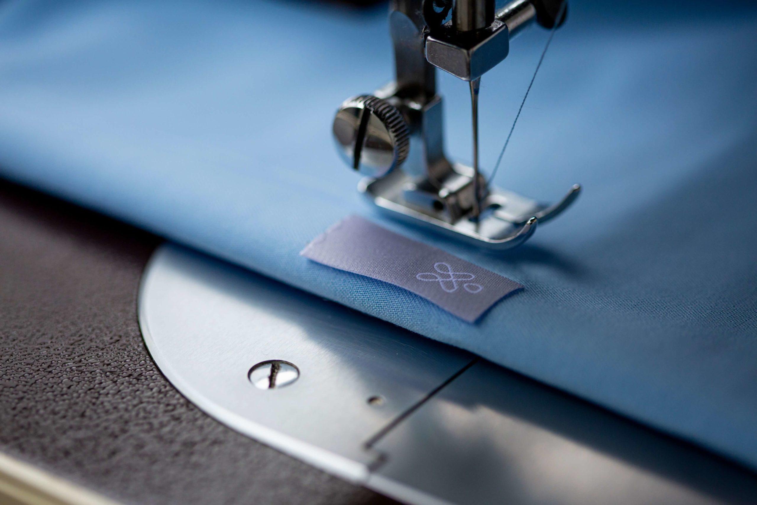 Med. aprangos Medaksa siuvimo procesas